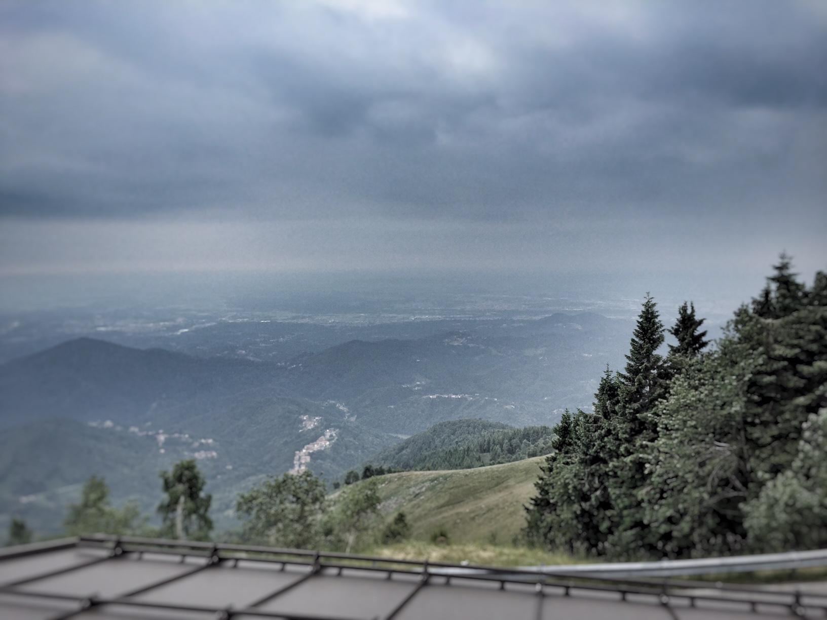 Schwarzwald? Von wegen: das ist das nördliche Piemont.